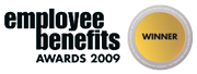 Employee Benefits Award 2009